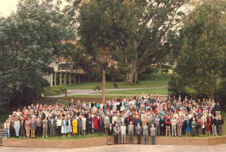 BCAE Staff 1987 (Cat.No.3829)