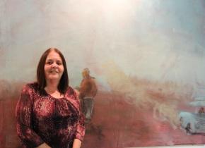 Alison McRae - 2014 Foundation Scholarship recipient