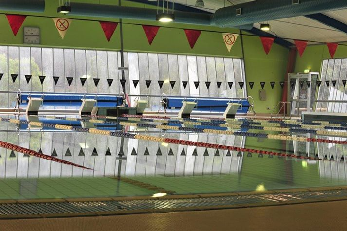 UniSports indoor heated pool