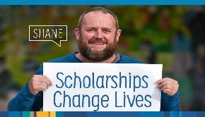 Shane - Foundation Scholarship recipient