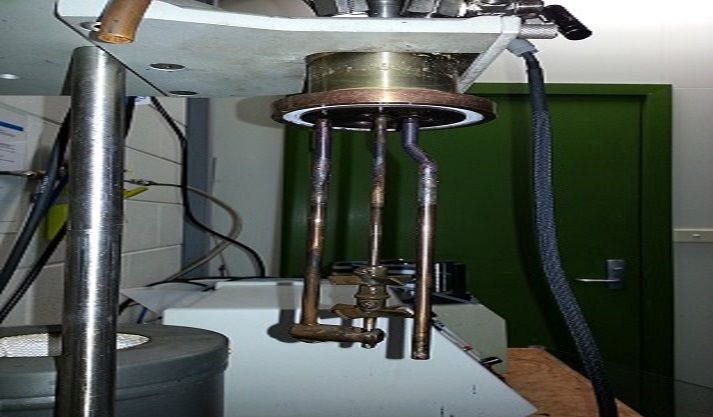 Small scale autoclave for laboratory scale CO2 capture system degradation studies.jpg