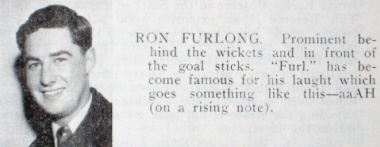 Ron Furlong (Cat.No.0541)