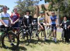 FedUni centre stage in Cycling Australia Road National Championships route