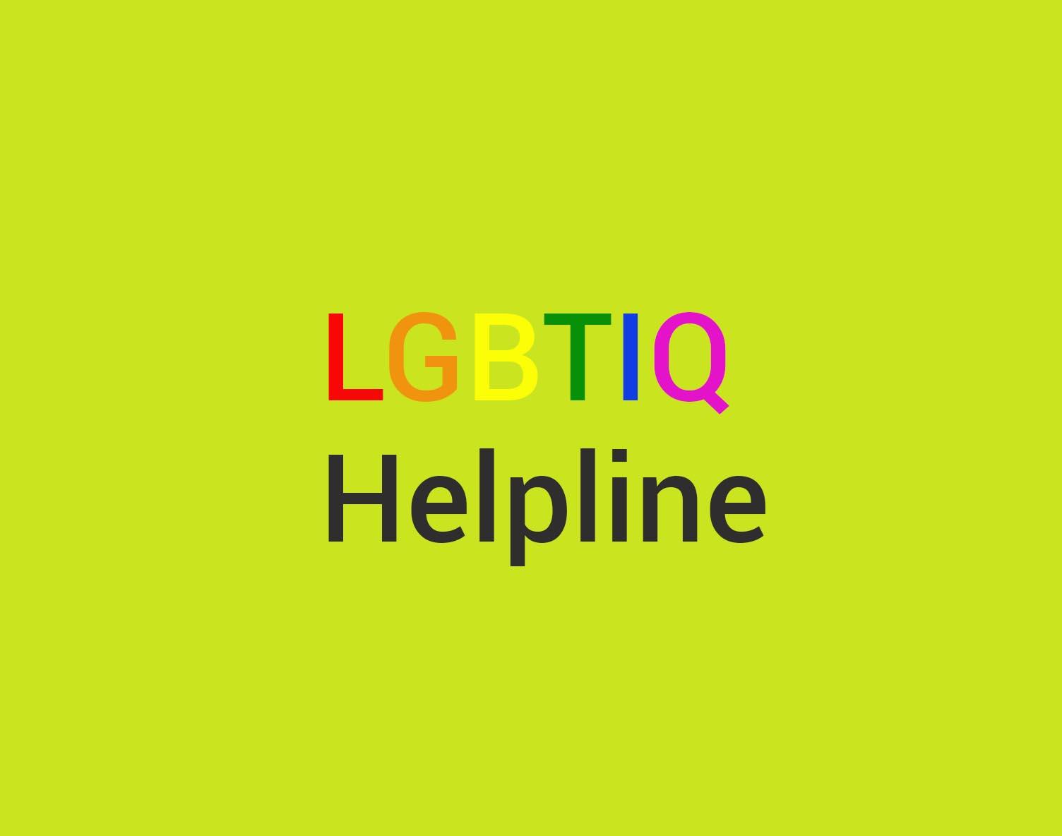 Download flyer: LGBTIQ (PDF, 578kb)