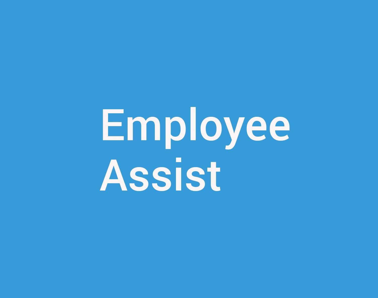 Download flyer: Employee Assist (PDF, 856kb)