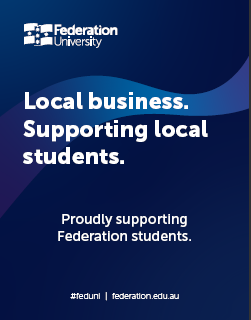 Supporting local students poster