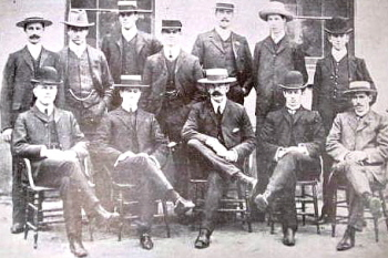 SMB Magazine Committee, 1905