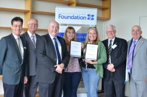 2015 Gippsland Education Precinct Bursary presentation