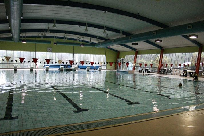 UniSports indoor heated pool 2