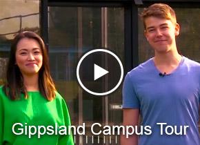 Gippsland Campus tour video