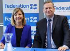 FedUni and HRL Technology sign collaborative agreement