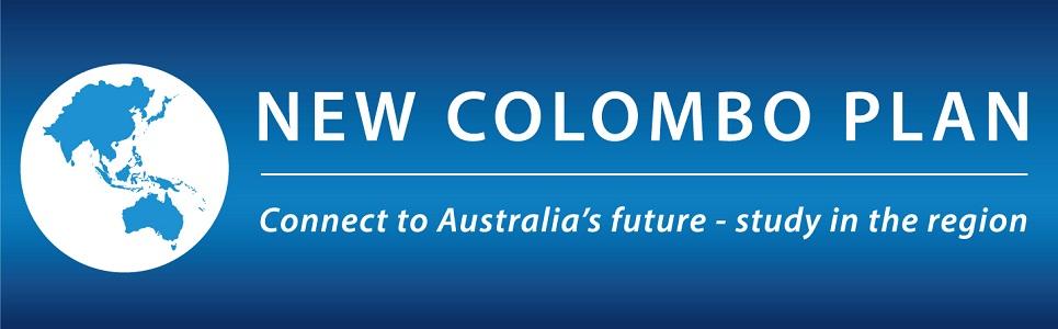 New Colombo Plan logo