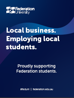 Employing local students poster