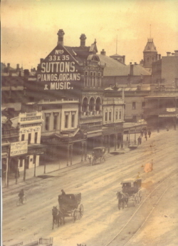 Suttons Music Store, Ballarat