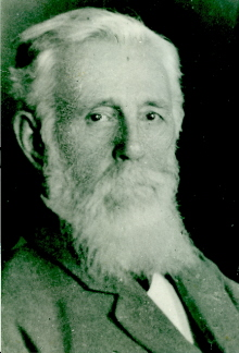 Image of James Oddie