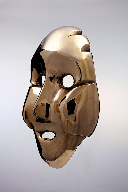 Darren Sylvester, Shiseido Aqualabel, 2012 bronze 31.5 x 17.5 x 11.5 cm Courtesy the artist and Sullivan+Strumpf, Sydney