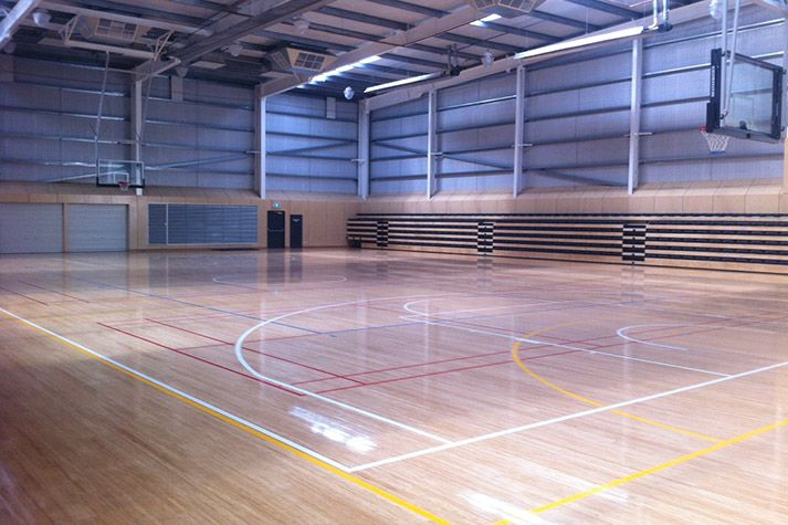 UniSports recreation centre