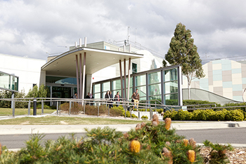 The Gippsland Auditorium offers a flexible function space