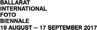 Ballarat International Foto Biennale logo