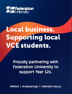 Supporting VCE students poster