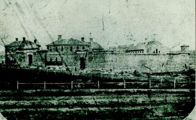 Former Ballarat Gaol, Lydiard Street (Cat.No.113)