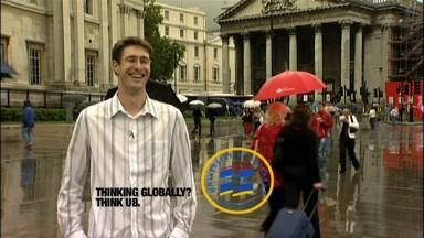 Ian Coleman in London