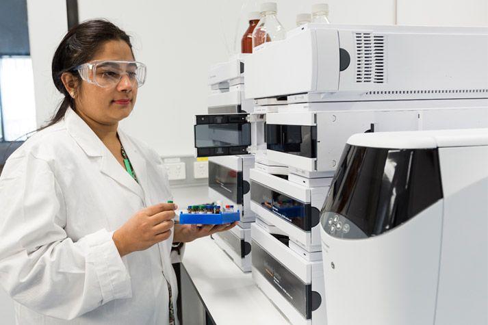 Multi detector Bio-inert HPLC
