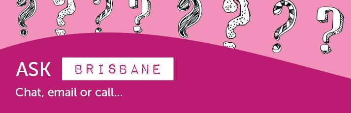 ASK Brisbane Banner