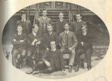 SMB Sports Committee 1908