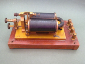 Telegraph coder used at SMB. (Cat. N0. 4050)