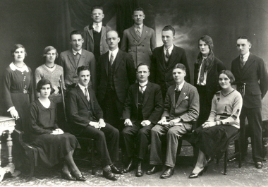 SMB Magazine Committee 1930