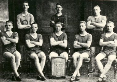 SMB Athletics team, 1926