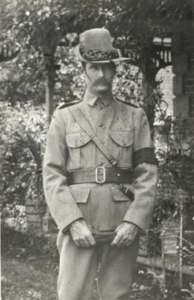 Lieut. Alfred Johnston