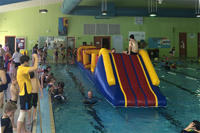 UniSports Pool Parties