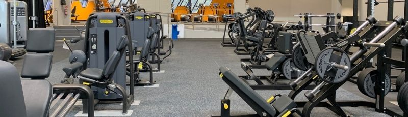health and fitness centre