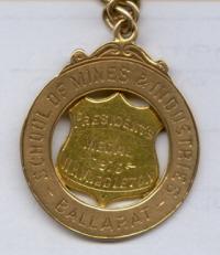 SMB President's medal awarded to John Dulfer