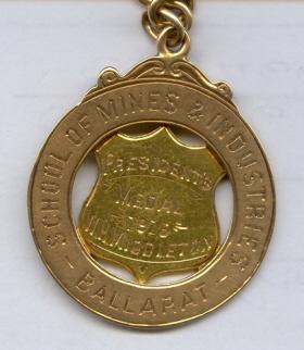 John Dulfer's Medal