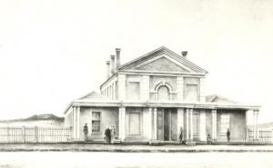 Former Ballarat Circuit Court, c1868