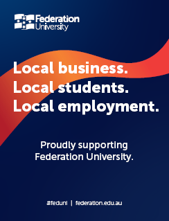 General support of students poster