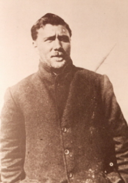 Dick Richards of the Ross Sea Shore Party (Cat.No.5143.2)