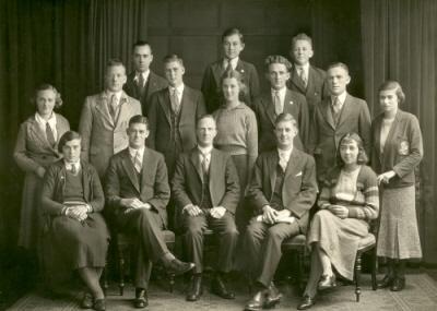 SMB Magazine Committee, 1934