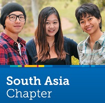 Image South Asia Chapter banner
