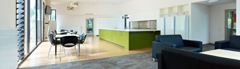 Gippsland Campus offers a range of accommodation options