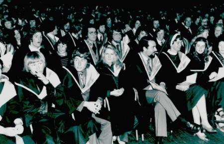 First Graduation of Degrees at Ballarat
