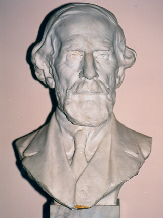 Alfred Mica Smith by Paul Montford