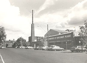 Carlton and United Breweries, Ballarat Plant, Lydiard Street, 1993