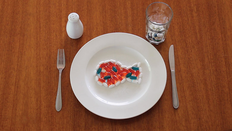 Jessica Nuzum. What are you really eating?, 2013 digital video (video still). Courtesy the artist