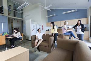 Gippsland Campus North Common Space