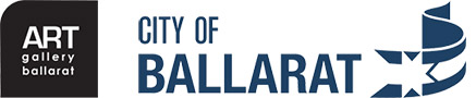 Art Gallery & City of Ballarat logos