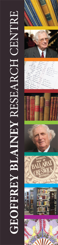 Geoffrey Blainey Research Centre